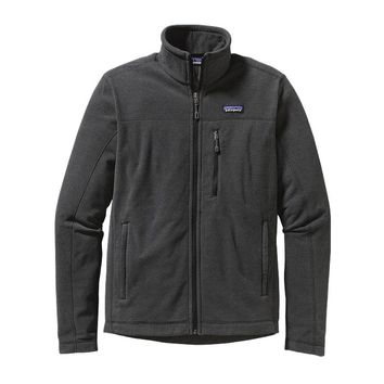 Patagonia Men's Oakes Fleece Jacket | Forge Grey