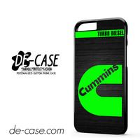 Cummins Turbo DEAL-2880 Apple Phonecase Cover For Iphone 6 / 6S