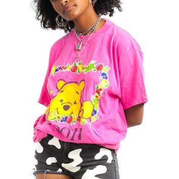 Vintage 90's Willy Nilly Silly Old Bear Tee - One Size Fits Many