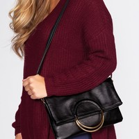 Savannah Clutch - Black
