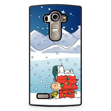 Charlie Brown S Christmas LG G4 Case