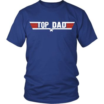 TOP DAD ARMY t-shirt