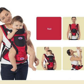 Toddler Backpack class Newborn Manduca Baby Carrier Backpack Infant Carriage Suspenders Waist Belt Baby Kangaroo Backpack Carrier Toddlers Sling Wrap AT_50_3