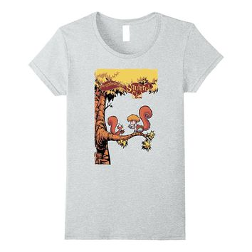 Marvel Squirrel Girl Unbeatable Cute Comic Graphic T-Shirt
