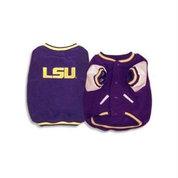 PEAPB5F LSU Tigers Varsity Dog Jacket