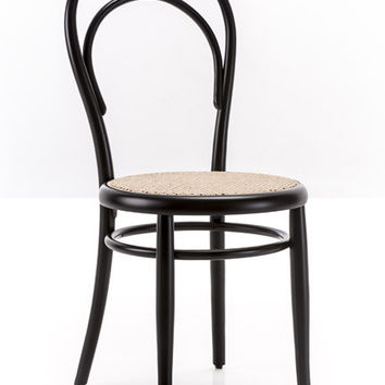 Michael Thonet A14 Cane Seat Bentwood Side Chair by GTV