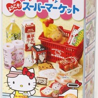 Hello Kitty Supermarket Re-Ment miniature blind box - Re-Ment Miniature