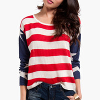 God Bless America Sweater $35
