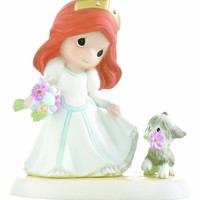 "Precious Moments Disney ""You Will Be Forever A Part Of My World"" Figurine"