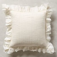 Teoline Pillow by Anthropologie