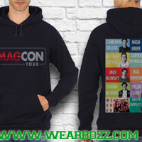Magcon Boys Name Collage American-Apparel-Unisex Classic Pullover Hoodie