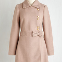 Darling Long Long Sleeve Amiable Invitee Coat