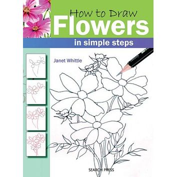 How to Draw Flowers in Simple Steps (How to Draw)