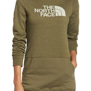 The North Face Half Dome Extra Long Hoodie | Nordstrom