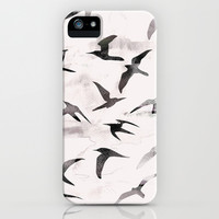 Flight iPhone & iPod Case by Georgiana Paraschiv