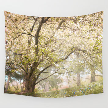 Life Or Something Like It Wall Tapestry by Jenndalyn