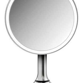 simplehuman Eight Inch Sensor Mirror with Brightness Control | Nordstrom