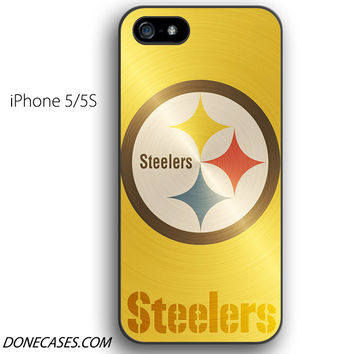 Pittsburgh Steelers Nfl Logo iPhone 5 / 5S Case