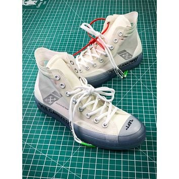 Off White X Converse Chuck Taylor 70 The Ten