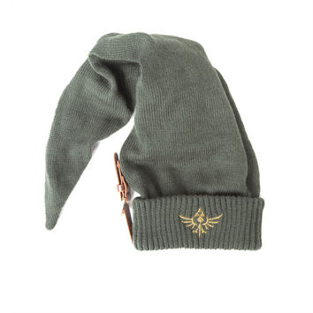 Nintendo - Legend of Zelda Beanie with PU buckle