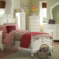 CINDERELLA COLLECTION - Antique White