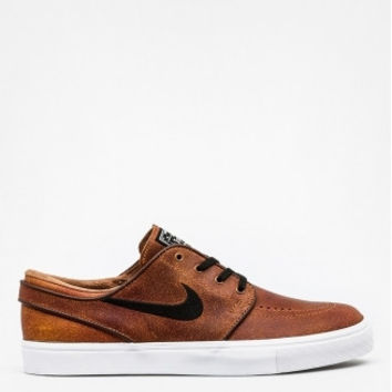 Nike Zoom Janoski Elite Al Brown Black White
