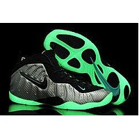 Air Foamposite Pro Luminous White/black Basketball Shoe Size 40 47 | Best Deal Online