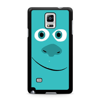 Monster Inc Sulley Face Note 4 Case