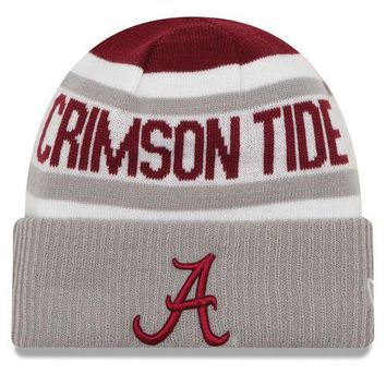 Alabama Crimson Tide Biggest Fan 2.0 Knit Hat By New Era 2f4d9b7f4