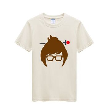 Overwatch Mei Hero Icon T-Shirt