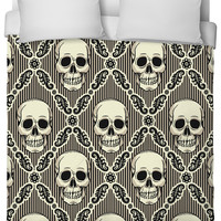 Diamond Skull Duvet