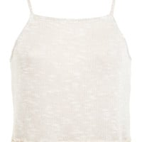 Crochet Trim Cami - View All - New In