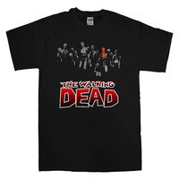 the walking dead T-shirt unisex adults