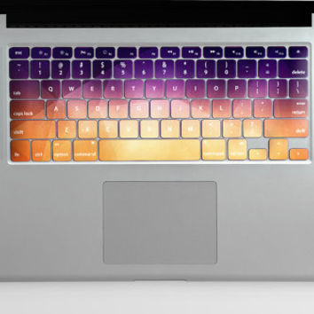 Sandy Polygon Abstract Macbook Keyboard Sticker Skin Tastatur Skin Sticker Vinyl Decal Keyboard Cover