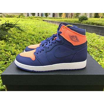 Air Jordan 1 Women Shoes High Retro Gs Aj1 Sneaker - Beauty Ticks