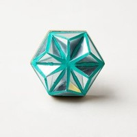 Mirror Mosaic Knob by Anthropologie