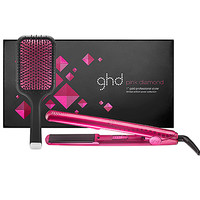 "ghd Jewel Collection 1"" Gold Professional Styler in Pink Diamond"