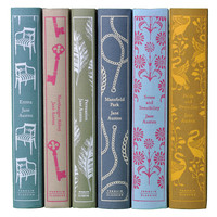 Jane Austen Penguin Classics, Set of 6, Fiction Books