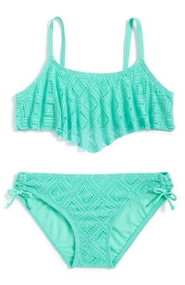 Girl S Gossip Girl Two Piece Swimsuit From Nordstrom