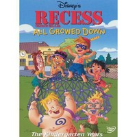 Recess: All Growed Down (Dual-layered DVD)