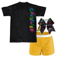Scattered Cheerleader Campwear Package
