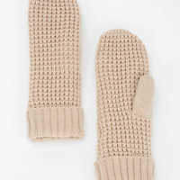 Urban Outfitters - Bickley + Mitchell Waffle Mitten