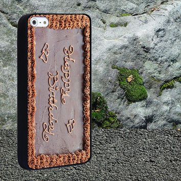 Happy Birthday Cake Case for iPhone 4/4s,iPhone 5/5s/5c,Samsung Galaxy S3/s4 plastic & Rubber case, iPhone Cover