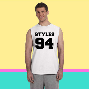 Styles 94 Sleeveless T-shirt