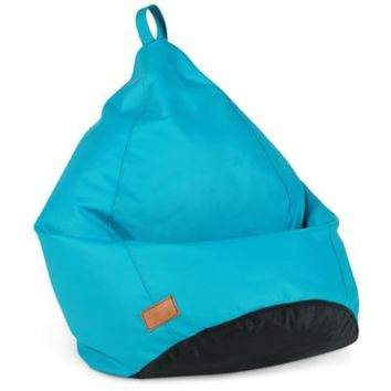 Urban Living Saq Bean Bag Lounger Cover/Seating in Blue