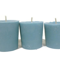 Summer Breeze scented hand poured soy candles