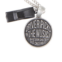 Supernatural Driver Picks Music Necklace