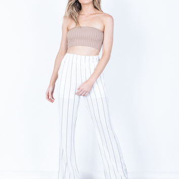 Breezy Striped Pants