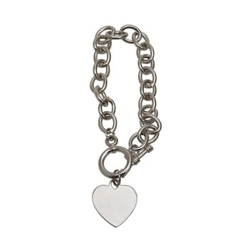 PremiumConnection Toggle Hearl Bracelet In Pouch
