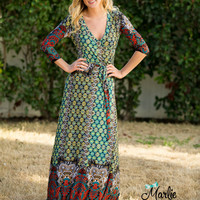 Bohemian Maxi - MMB Famous Collection